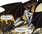 Bruce Wayne Batman Earth-3898