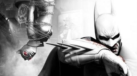 Catwoman and Batman Gameplay - Batman Arkham City
