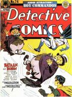 Detective Comics Vol 1-74 Cover-1