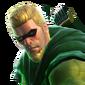 DC Legends Green Arrow The Emerald Archer