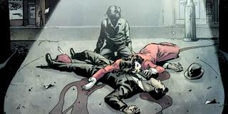 Muerte de los Wayne