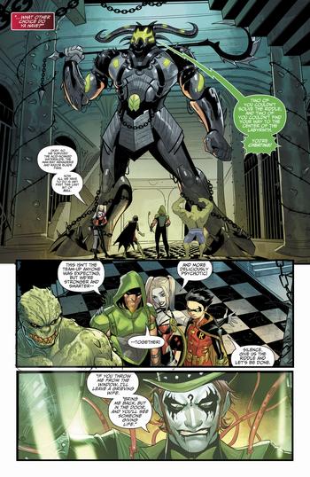 Teen Titans Vol.6 12 imagen