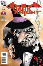 Batman The Dark Knight-2 Cover-2