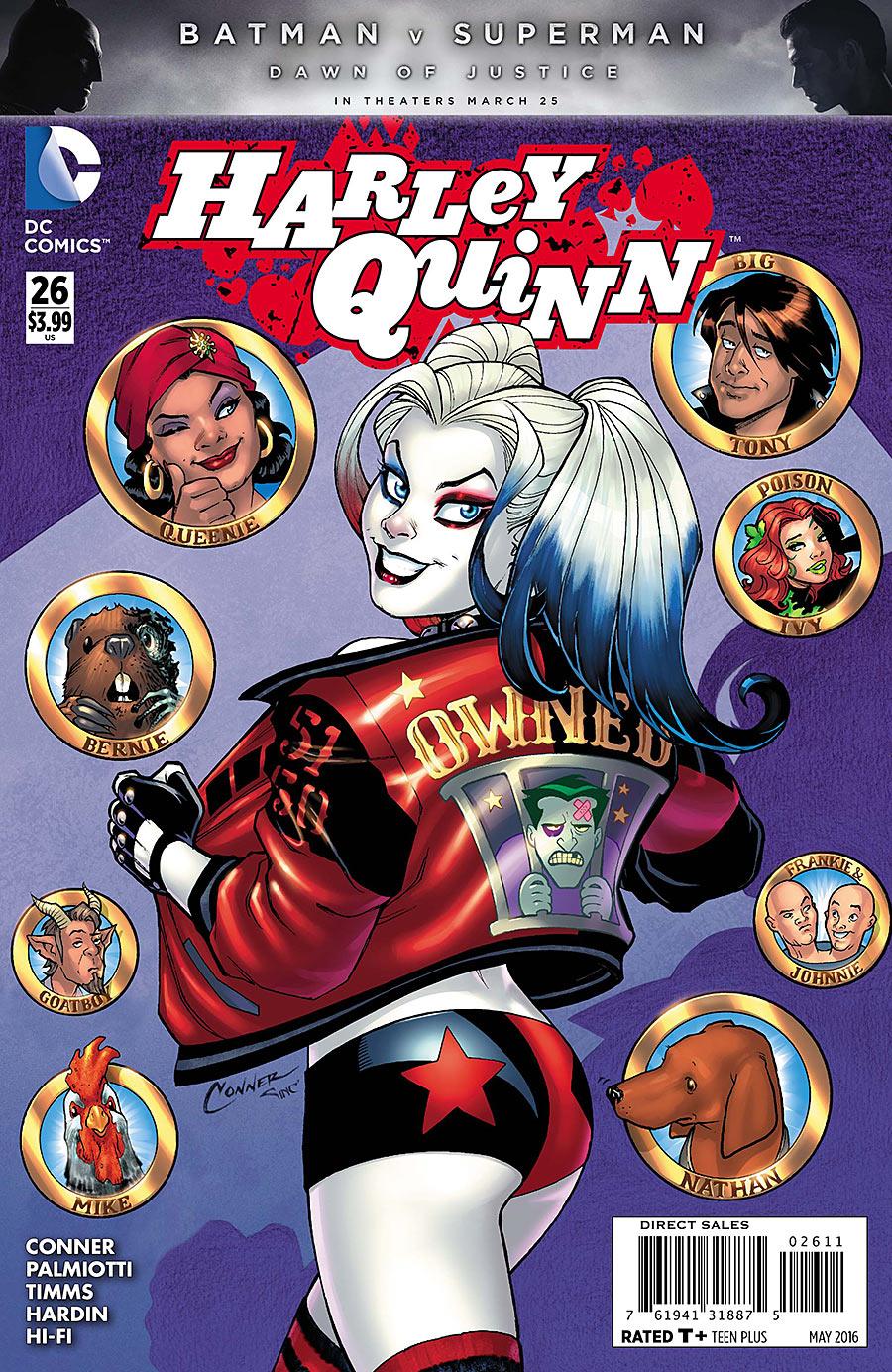 6050cbf619fd Harley Quinn (Volume 2) Issue 26