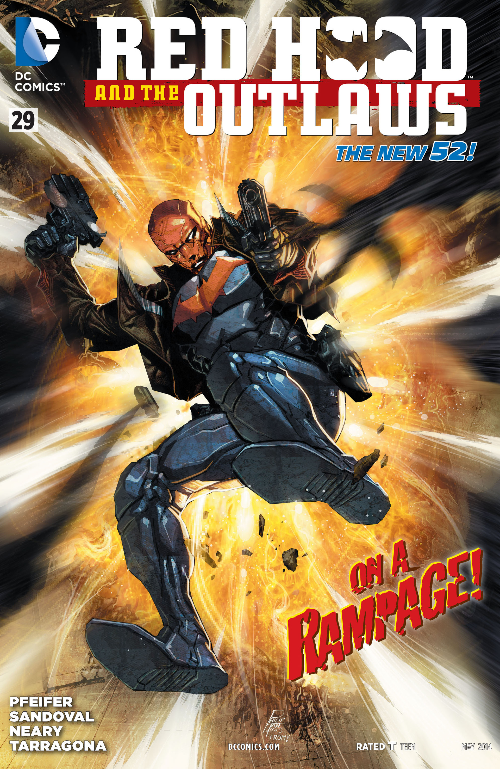 Red Hood And The Outlaws Volume 1 Issue 29 Batman Wiki Fandom