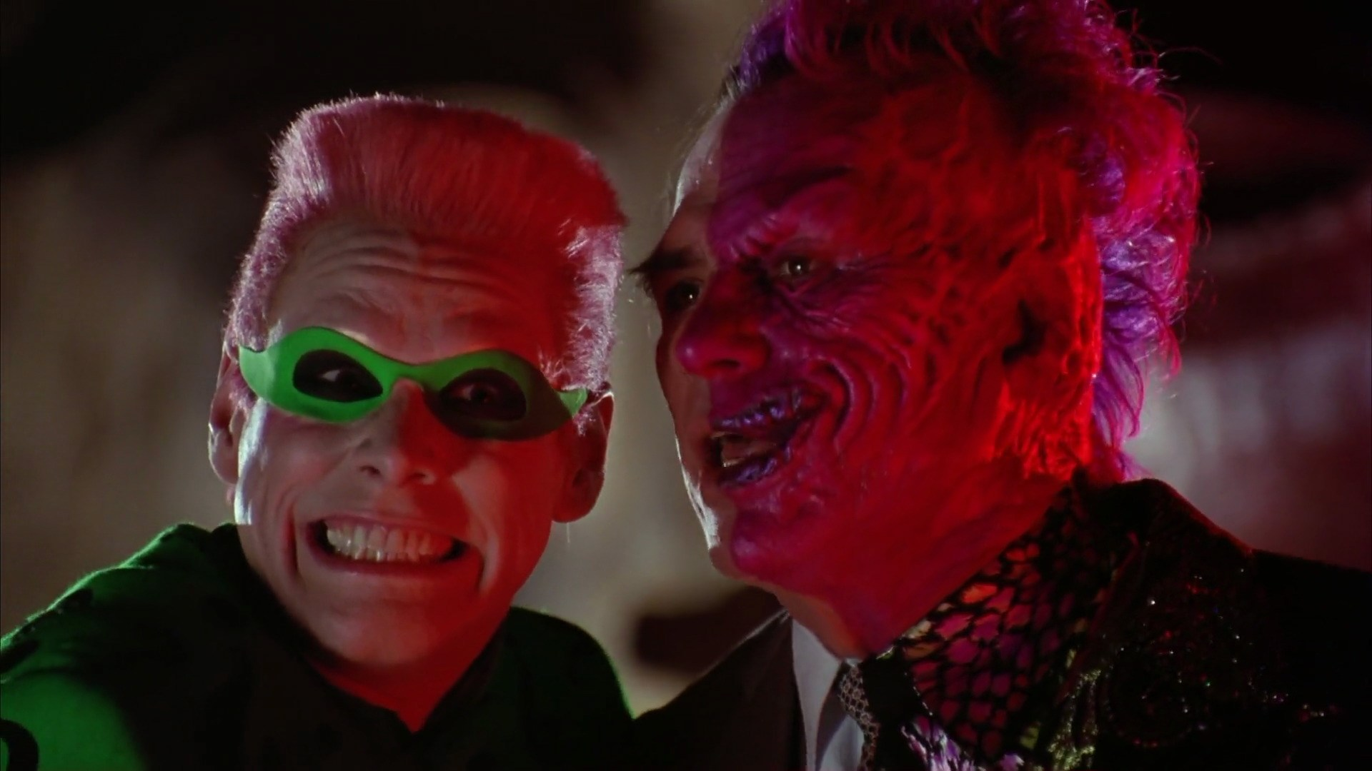 The Riddler And Two Face Batman Forever 1261838 544 304