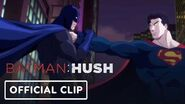 "Batman Hush - ""Batman vs"