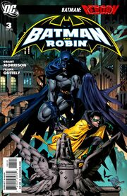 Batman and Robin-3 Cover-2