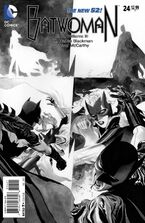 Batwoman Vol 1-24 Cover-2