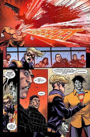 Injustice Año Cinco Vol.1 17 imagen