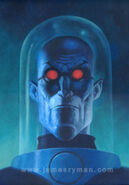 Mr Freeze by namesjames
