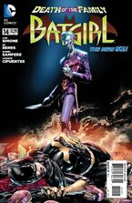 Batgirl Vol 4-14 Cover-1