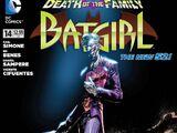 Batgirl (Volume 4) Issue 14