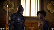 Batman and Tiffany
