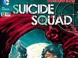 Suicide Squad (Volume 4) Issue 12