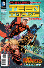 Teen Titans Vol 4-8 Cover-1