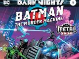 Batman: The Murder Machine Vol.1 1