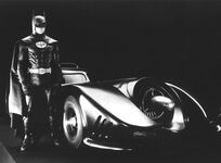 Batmobile Keaton