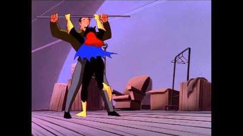 Injustice Gods Among Us - History of Batgirl