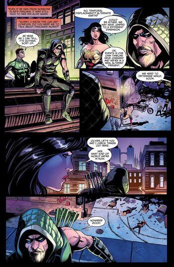 Injustice Ground Zero Vol.1 3 imagen