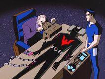 Batman Beyond - S02 E04 - Lost Soul - Electronics Lab 1