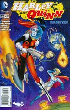 Harley Quinn Vol 2-12 Cover-2