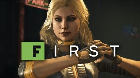 Black Canary - 13 minutos de Gameplay