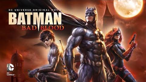 Batman Bad Blood - Adelanto exclusivo de 5 minutos