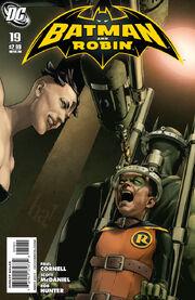 Batman and Robin-19 Cover-2