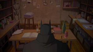 Batman descubre la identidad de Jack