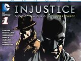 Injustice: Gods Among Us - Año Tres Anual Vol.1 1