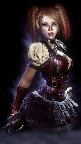 File:Harley QuinnAKpromo.jpg