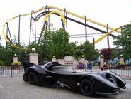 BTR Batman89 Batmobile