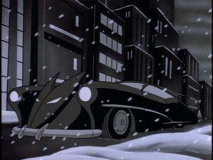 Original Batmobile (BTAS)