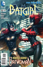 Batgirl Vol 4-12 Cover-1