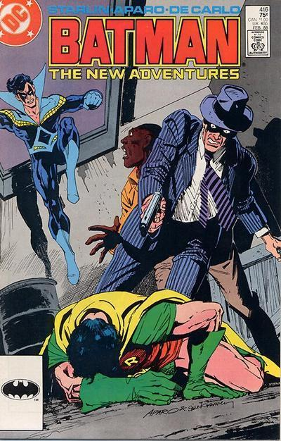 Image result for Batman the new adventures issue 416