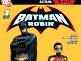 Batman and Robin (Volume 1) Issue 1
