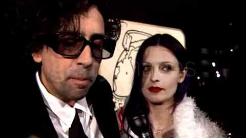 Tim Burton Golden Globes 1995 2