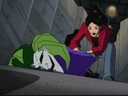 Yin gives Batman a pass
