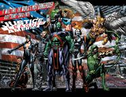 Justice League of America Volume 3 Teaser Poster-1