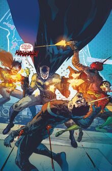 The Batman Who Laughs Überraschung