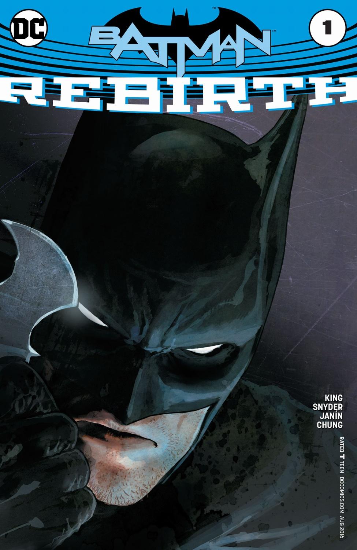 Batman: Rebirth Vol.1 1 | Batpedia | FANDOM powered by Wikia