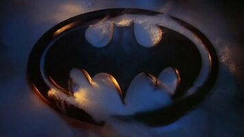 Batman Returns trailer logo