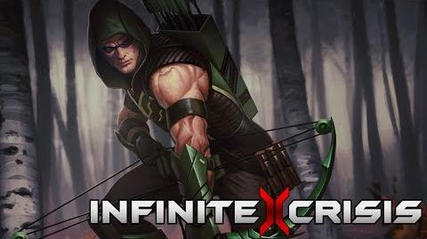 Champion Profile Green Arrow