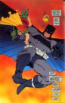 DKR suit comics