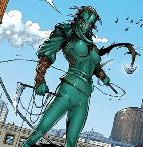 Lady Shiva Nightwing