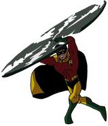 Robin spin