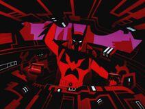 Batman Beyond - S01 E03 - Black Out - Batmobile 2