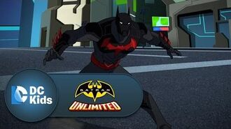 Croc Rocks the Museum Batman Unlimited DC Kids