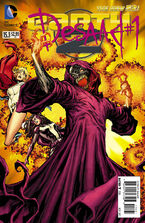 Earth Two Vol 1-15.1 Cover-1